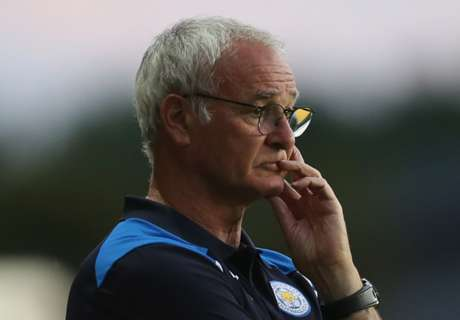 Ranieri relishing Celtic test