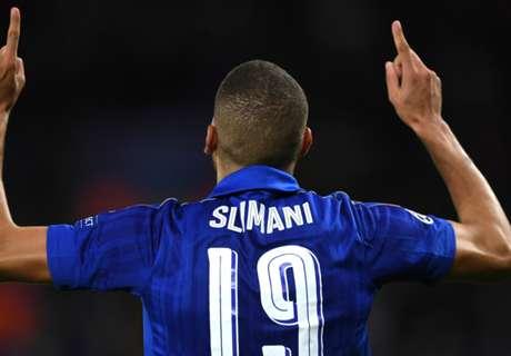 Slimani keeps Foxes fairy tale alive