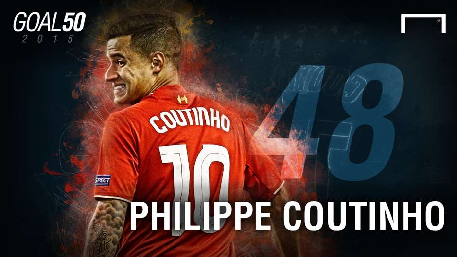 48 Philippe Coutinho G50