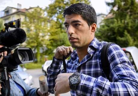 Conmovedor: Suárez sorprendió a un chico con cáncer