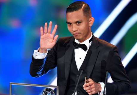 WATCH: Faiz's Puskas Award winner
