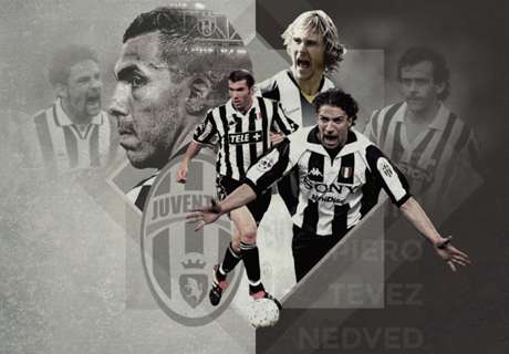 The 20 greatest Juventus players