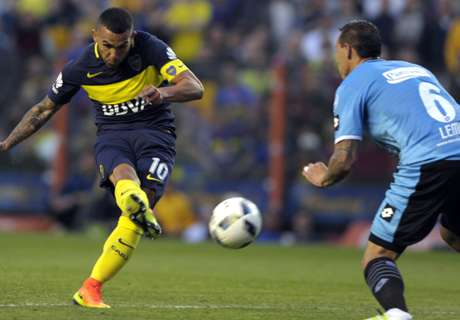Is this Tevez's last Superclasico?