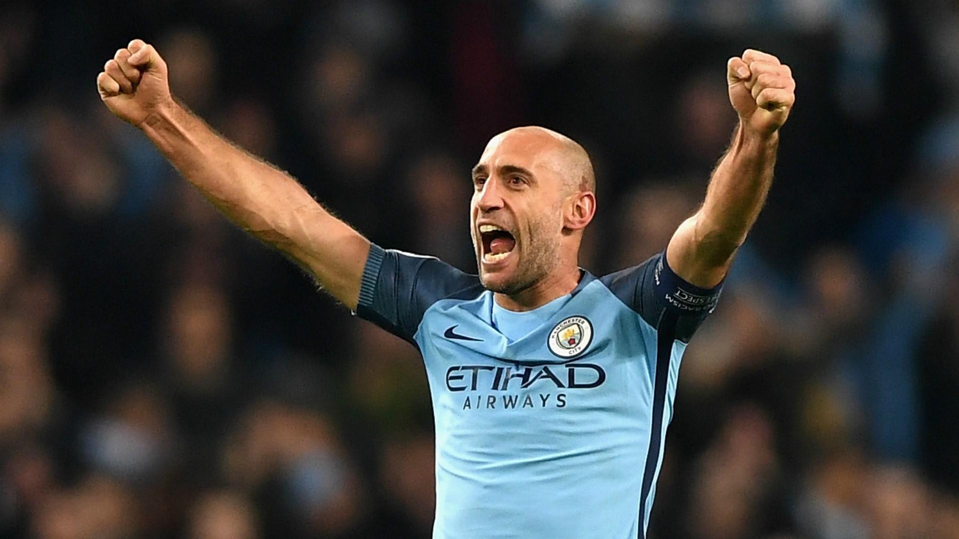 January transfers Pablo Zabaleta