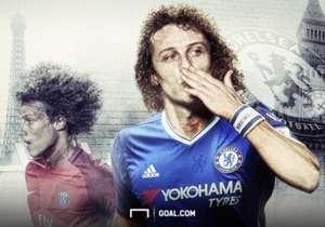 DAVID LUIZ | PSG > Chelsea | €45m