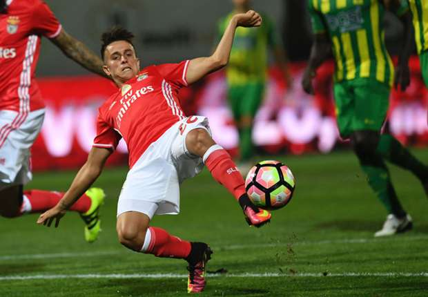 Little Franco Cervi hits the big time with Benfica - Goal.com