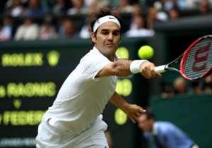 1. Roger Federer | Huidige merkwaarde: €32,9 miljoen