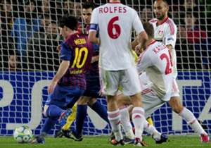 Lionel Messi (Barcelona). 112 partidos.