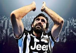 Andrea Pirlo | de Juventus a New York City en calidad de libre.