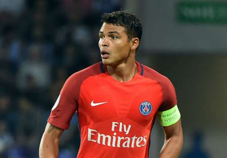 Emery calm over Thiago Silva talk