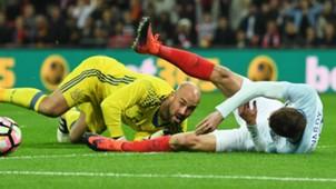 HD Pepe Reina Spain Jamie Vardy England