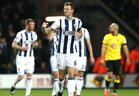 Brunt plays key role in West Brom win