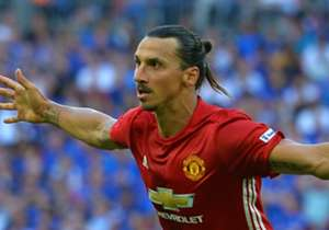 Zlatan Ibrahimovic | Manchester United