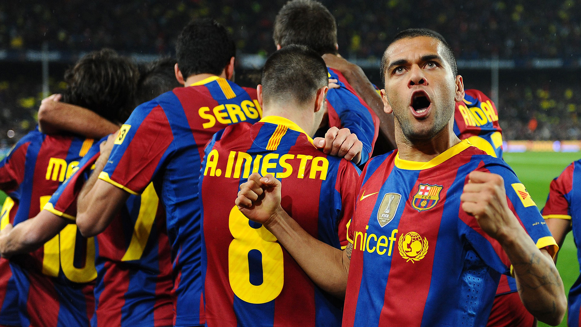 Dani Alves rules out Barcelona return as too many 'mistakes' made ...