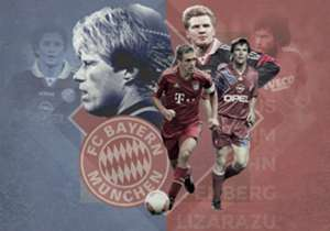 Gerd Muller, Sepp Maier and Franz Beckenbauer are among the all-time Bayern Munich greats, but who else is among the best 20 players in the club's history?