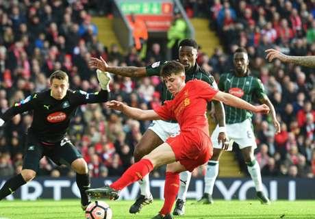Liverpool, replay en FA Cup