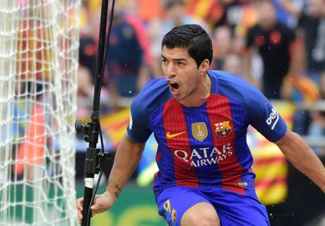 How Suarez curbed his anger issues