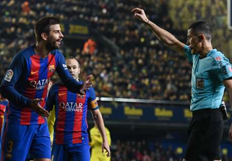 Defiant Barca turning into Mou's Madrid