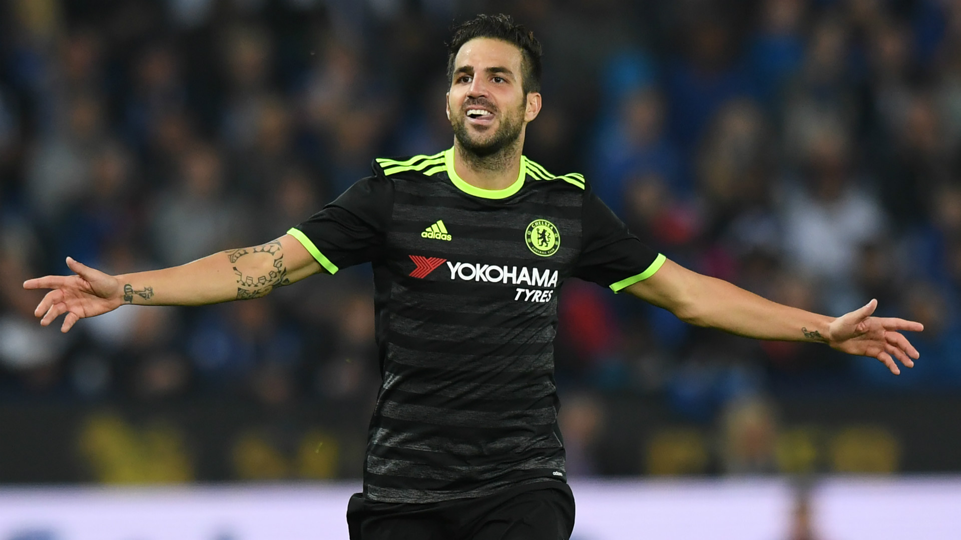 'When I don't play I'm sad' - Cesc Fabregas airs ...