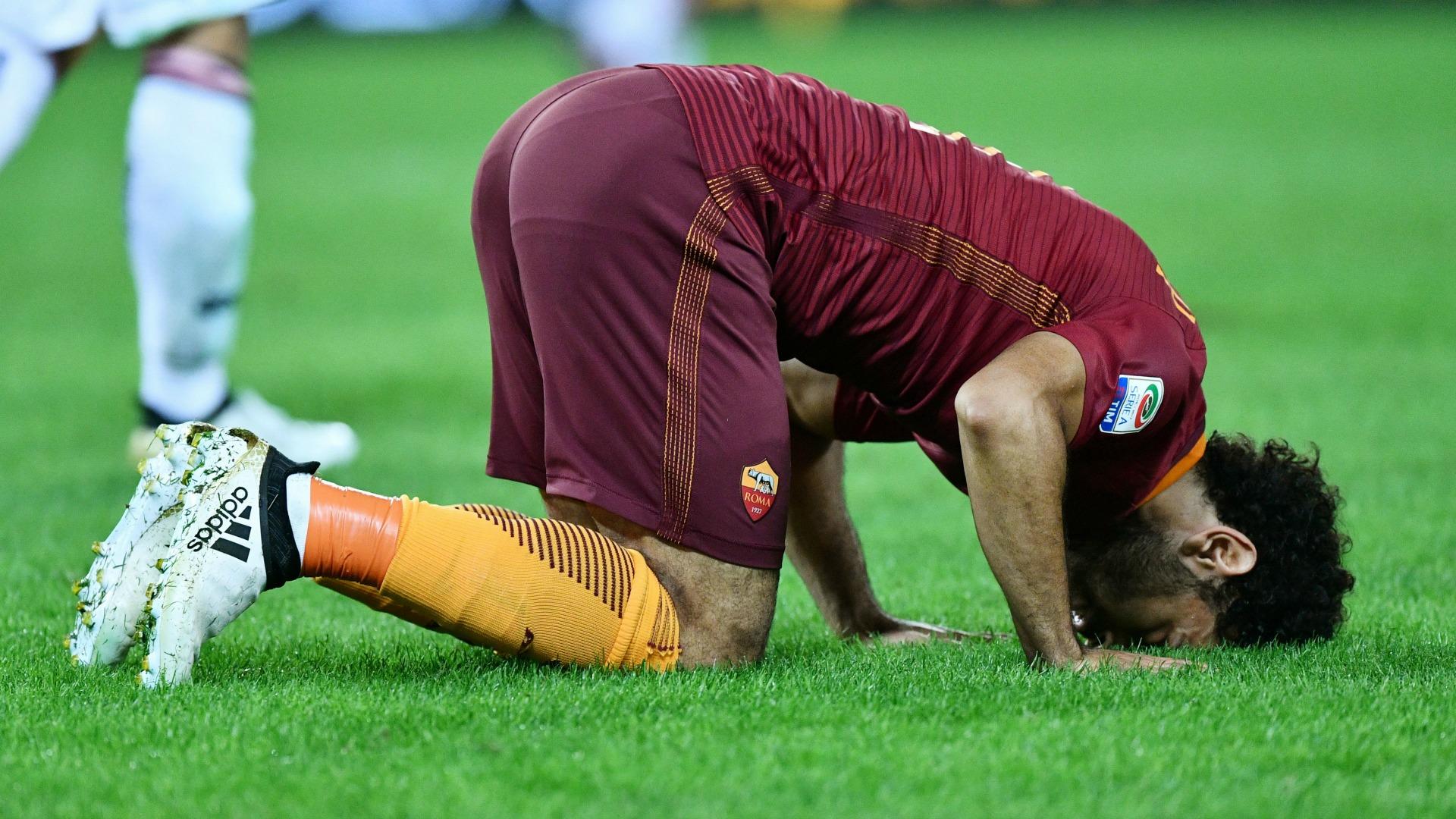 """Roma, svaniscono anche le ultime speranze: Salah salterà il derby"""""""