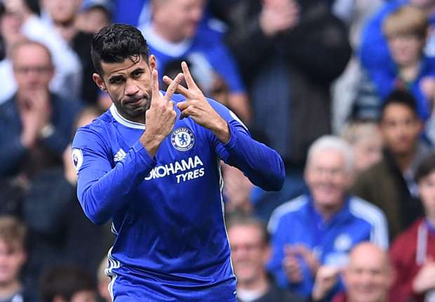 'If Costa is top scorer, Chelsea will win the league' - Kalou