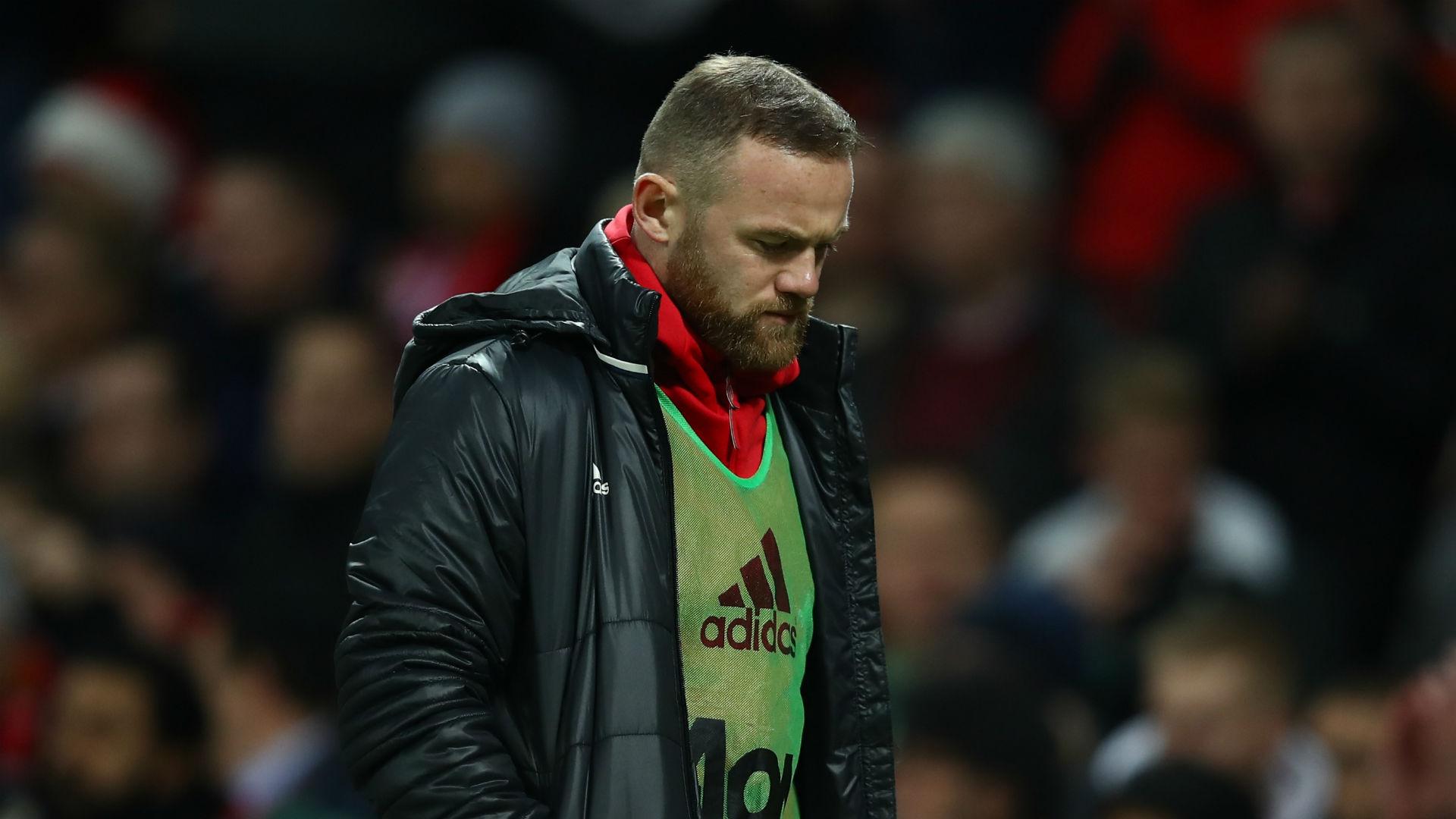 Wayne Rooney Manchester United 11122016