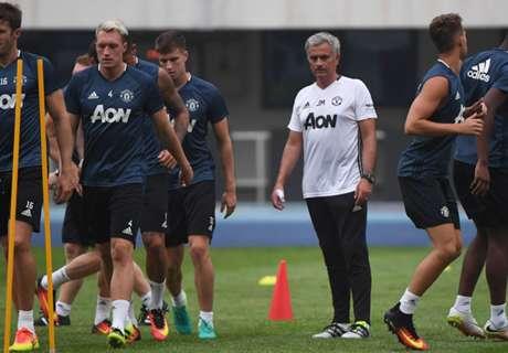 Jose Mourinho Siap Cuci Gudang?