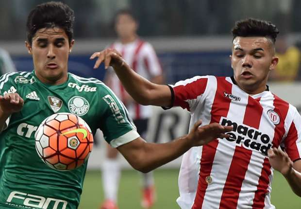 Who is Nicolas Schiappacasse? The 17-year-old Atletico starlet causing a stir in Spain