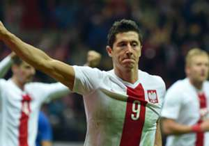 "Bayern Munich and Poland striker Robert Lewandowski has picked his ultimate European Championship XI as part of Uefa's fan vote. You can take part here: <a href=""http://alltime11.uefa.com/en/star-selection"" target=""_blank"">"