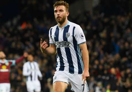 West Brom stroll past Burnley