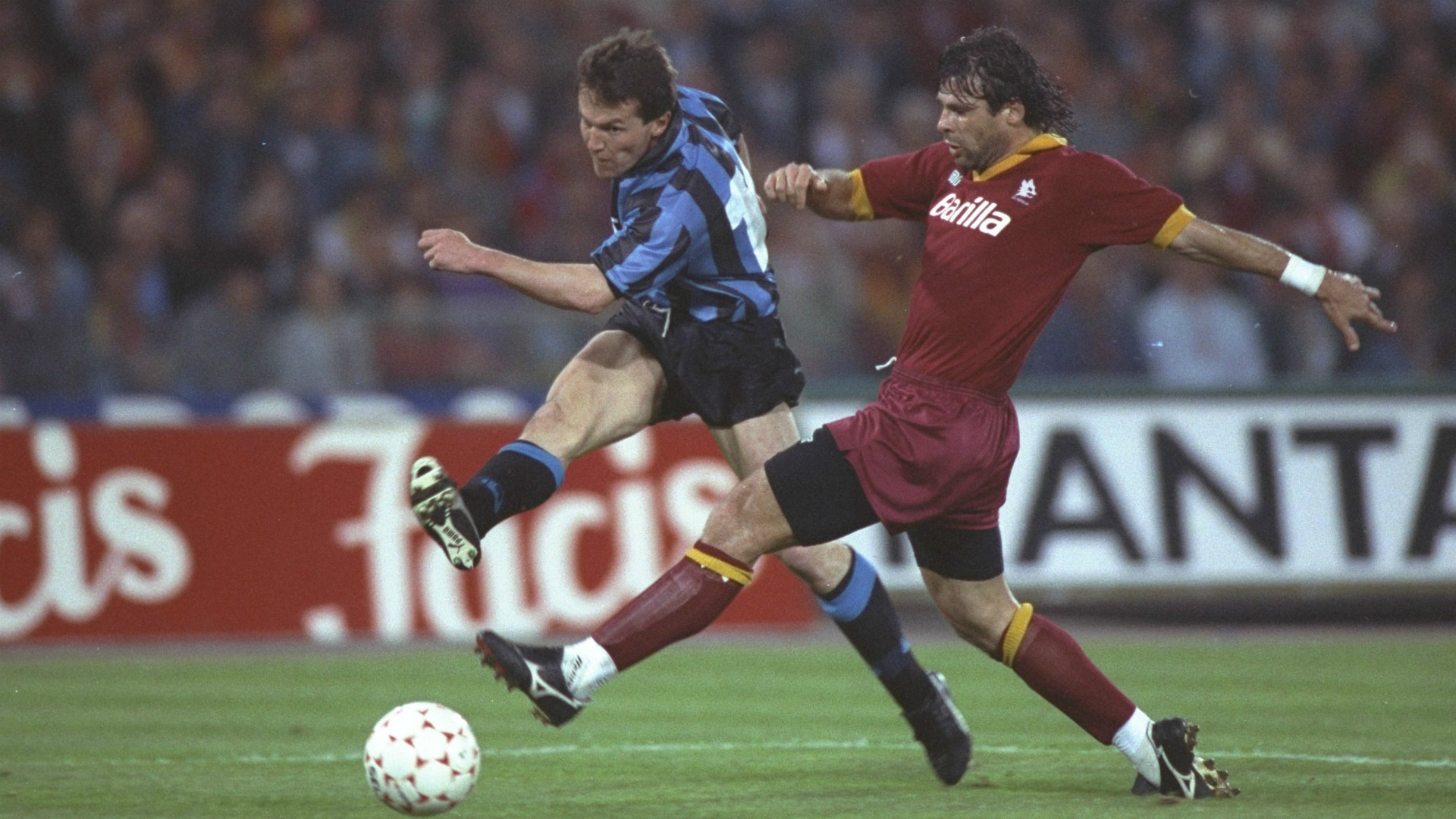 Lothar Matthaus Inter Goal