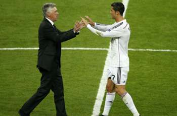 Ancelotti admits to bowing to Ronaldo's demands at Real Madrid