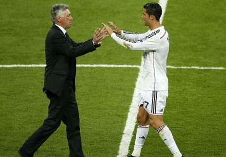 Ancelotti reveals Ronaldo's demands