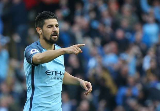 Manchester City 1-1 Everton: Nolito saves point for Guardiola's table-toppers