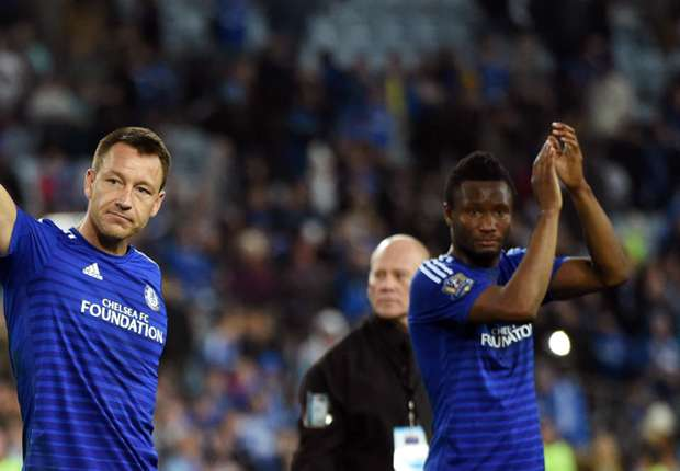 Mikel Obi receives emotional Chelsea farewell from fan