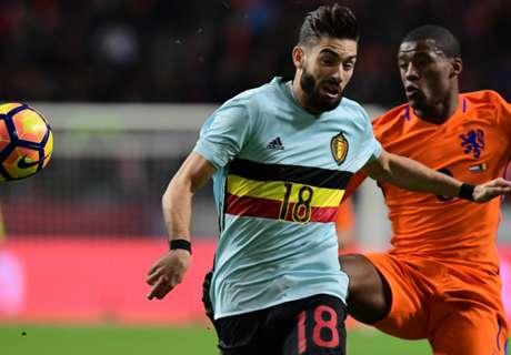Amistoso: Holanda 1-1 Bélgica