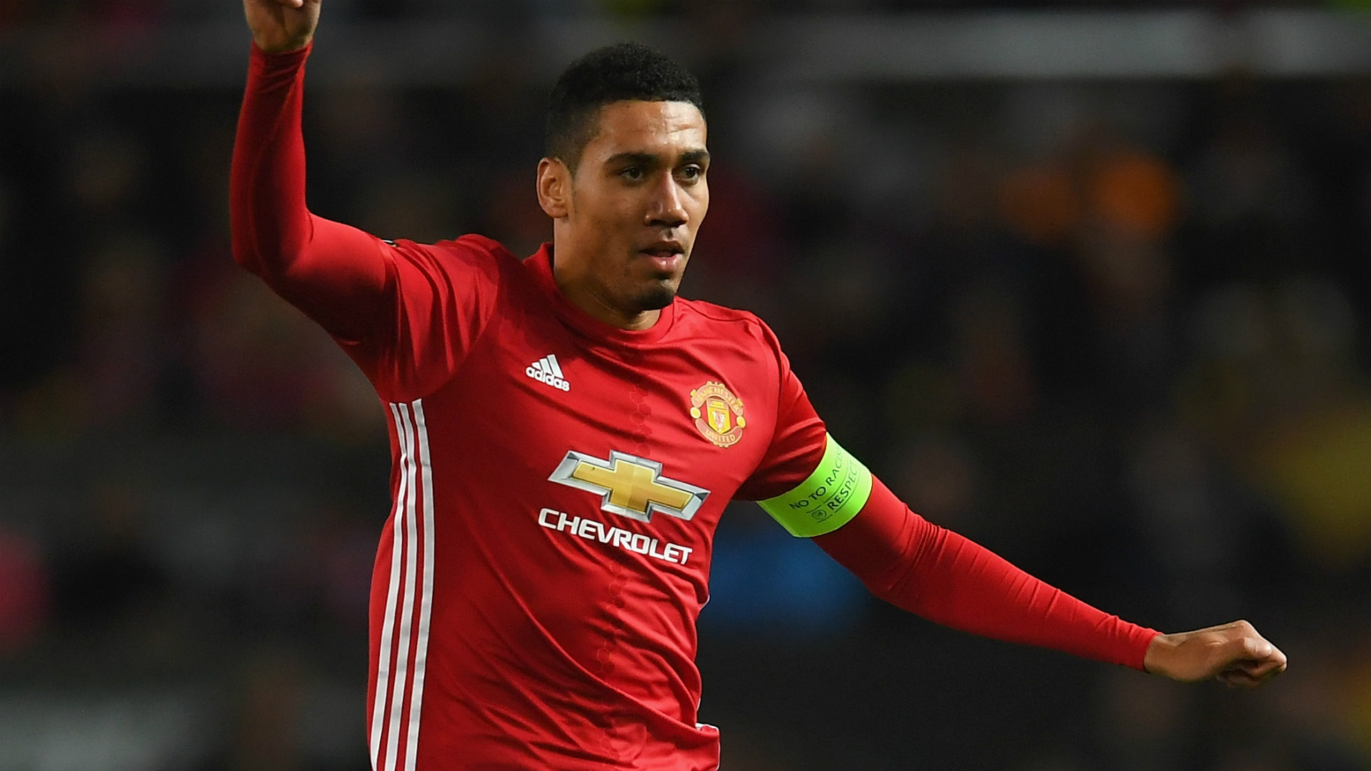 Neville XI Chris Smalling