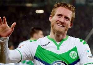 <strong>ANDRÉ SCHÜRRLE</strong> | Wolfsburg > Borussia Dormtund | Não revelado