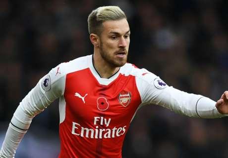 Ramsey: Sulit Kembali Ke Tim Inti Arsenal