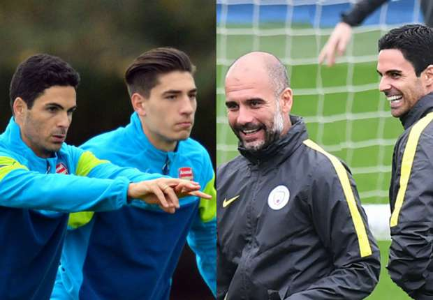 Why Arsenal's Bellerin is model Man City signing