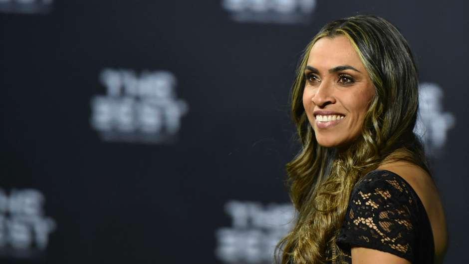 Marta The Best Fifa Football Awards 09012017