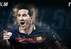 Goal wirft einen Blick auf das überragende Jahr von Lionel Messi. Fakten, Kurioses und Titel - so verlief das Jahr des Goal-50-Gewinners 2015.