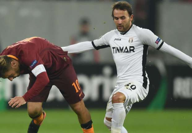 Astra 0-0 Roma: Italians see out group stage with stalemate