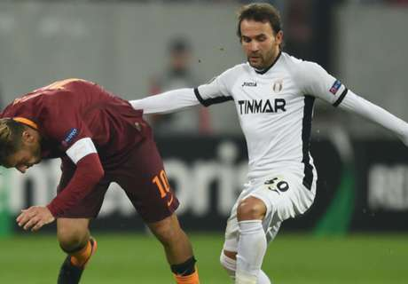 Roma stroll in Astra stalemate