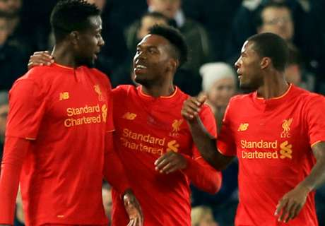 Origi illustrates Klopp's striking riches