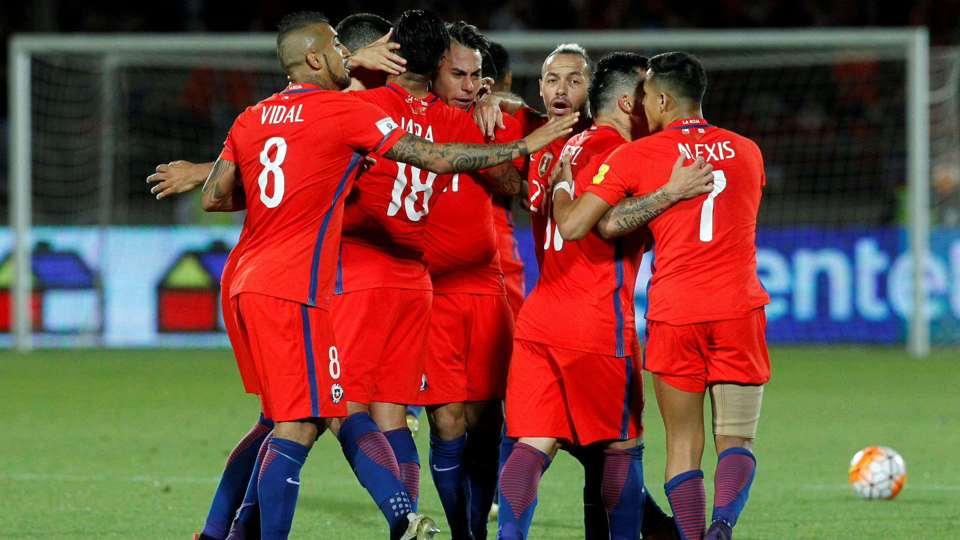 Chile 3-1 Uruguay: Alexis double decisive as hosts fight back
