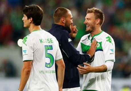 Neuer hails Bendtner's slick finish