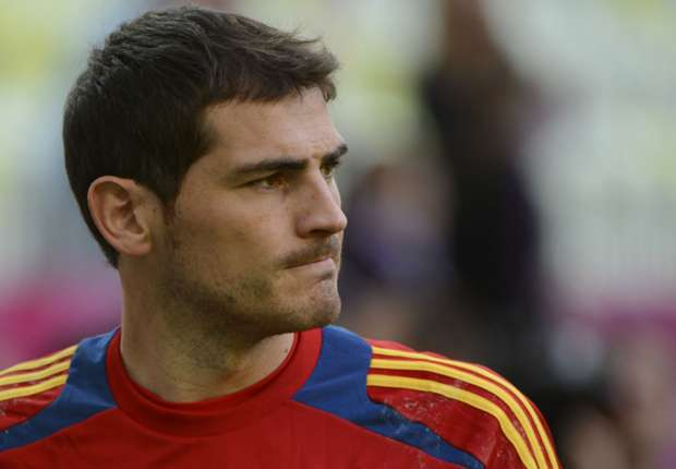 Casillas and Fabregas left out of Spain squad