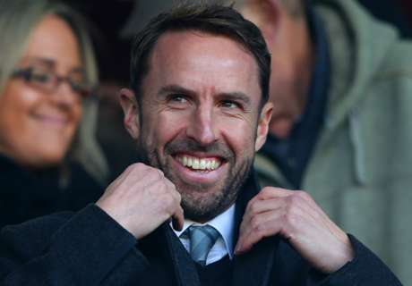 Southgate named perm England boss