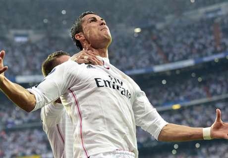 C.Ronaldo, le dernier Galactique